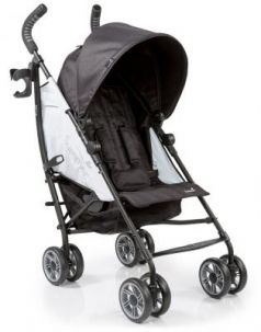 Коляска прогулочная Summer Infant 3D Flip Stroller (black/grey)