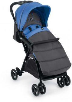 Коляска прогулочная Cam Curvi (119/темно-серый/синий)