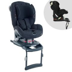 Автокресло BeSafe iZi-Comfort X3 Isofix (fresh black cab)