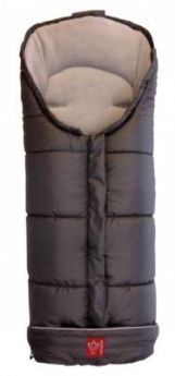 Конверт флисовый Kaiser Iglu Thermo Fleece (anthracite/light gray)