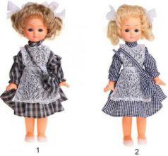 """Кукла Мир кукол """"Школьница"""" 45 см ассортимент ЛЕН45-18"""