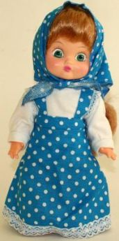 Кукла Мир кукол Сашенька 30 см в ассортименте