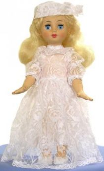 "Кукла Мир кукол ""Невеста М1"" 35 см в ассортименте"