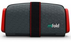 Бустер Mifold The Grab-and-Go (slate grey)