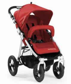 Прогулочная коляска Bumbleride Indie 4 (red sand)