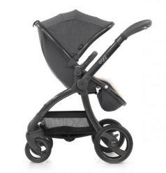 Прогулочная коляска Egg Stroller (quantum grey & gun metal chassis)