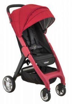 Прогулочная коляска Larktale Chit Chat Stroller (barossa red)