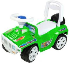 Каталка-машинка Rich Toys Race Mini Formula 1 ОР419к зеленый от 10 месяцев пластик