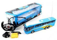 Машинка на радиоуправлении Shantou Gepai Автобус 637129 от 3 лет разноцветный