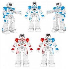 """Робот на радиоуправлении Shantou Gepai """"Робот"""" пластик, металл от 3 лет белый"""