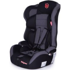 Автокресло Baby Care Upiter Plus (black-grey)