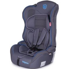 Автокресло Baby Care Upiter Plus (grey-blue)