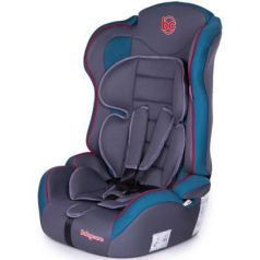 Автокресло Baby Care Upiter Plus (navy-grey)