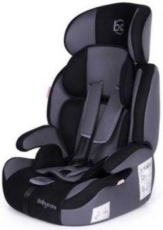Автокресло Baby Care Legion (black-grey)