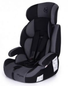 Автокресло Baby Care Legion (grey 1008-black)