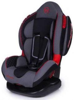 Автокресло Baby Care Polaris (черное-серое 1008)
