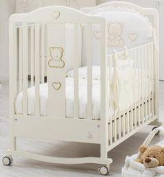 Кроватка Italbaby Amore (крем/070,0310-)