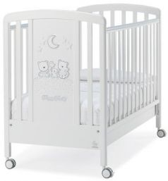 Кроватка Italbaby Happy Family Stras (белый/070,0700-0005)