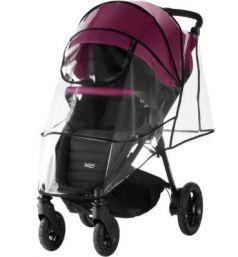 Дождевик для детской коляски Britax B-Motion 4 Plus