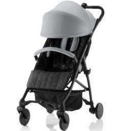Прогулочная коляска Britax B-Lite (steel grey)