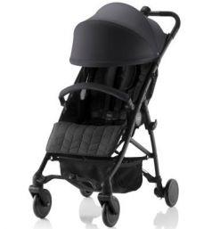 Прогулочная коляска Britax B-Lite (cosmos black)