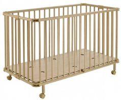 Кроватка складная Geuther Mayla (натуральный)