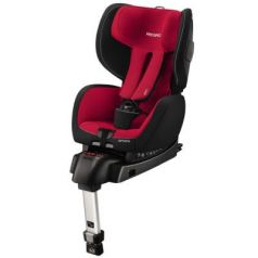 Автокресло Recaro OptiaFix (racing red)