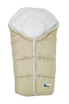 Зимний конверт Altabebe Alpin Pram & Car seat (AL2009P/beige-whitewash)