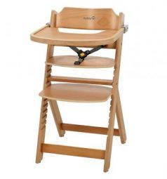Стульчик для кормления Safety 1st Timba with Tray (natural wood)