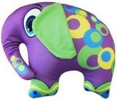 Слон фиолетовый
