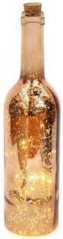 Светильник Джин 6 LED, 30 см, металлик золото, элементы питания не входят в комплект