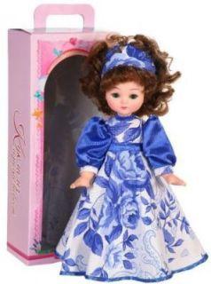 Кукла Василина Гжель в кор 45 см в асс.