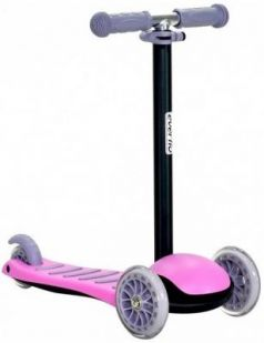 Самокат Everflo С001-1 Pink розовый С001-1