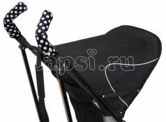 Чехлы Choopie CityGrips на ручки для коляски-трости(331 polka-dot black черный)