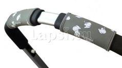 Чехлы Choopie CityGrips на ручки для универсальной коляски(374 grey elephant серый)