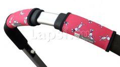 Чехлы Choopie CityGrips на ручки для универсальной коляски(376 pink bunny розовый)