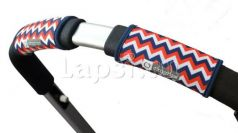 CityGrips (366 chevron tri-color красный)