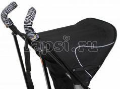 Чехлы Choopie CityGrips на ручки для коляски-трости(337 Zebra серый)