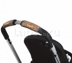 Чехлы Choopie CityGrips на ручки для универсальной коляски(340 Brown Leopard коричневый)