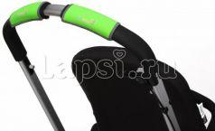 Чехлы Choopie CityGrips на ручки для универсальной коляски(336 Neon Green зеленый)