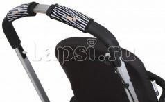 Чехлы Choopie CityGrips на ручки для универсальной коляски(338 Zebra серый)