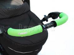 Чехлы Choopie CityGrips на ручки для универсальной коляски длинные(513 Neon Green зеленый)