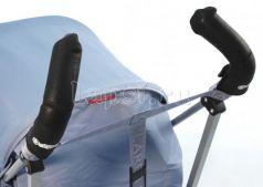 Чехлы Choopie CityGrips на ручки для коляски-трости 506 Black Leather/черная кожа(506 Black Leather/черная кожа)