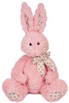 Мягкая игрушка Зайка Пинки, 22 см