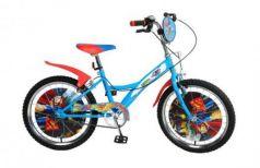 """Велосипед Навигатор Супермен 20"""" красно-синий ВН20170"""