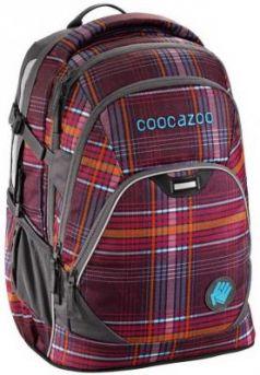 Рюкзак светоотражающие материалы Coocazoo EvverClevver2 Walk The Line 30 л фиолетовый 00129872