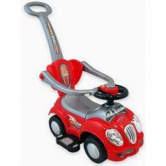 Каталка-машинка Baby Care Cute Car сине-красный от 1 года пластик