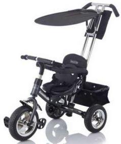 Велосипед Jetem Lexus Trike Next Generation 250/215 мм черный