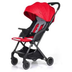 Прогулочная коляска Jetem Compy (red)
