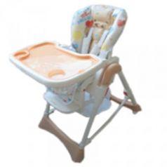 Стульчик для кормления Baby Care Love Bear (beige 18)